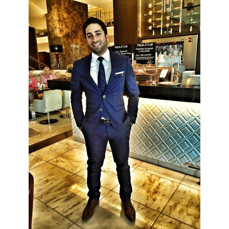 Sergio from Dubai
