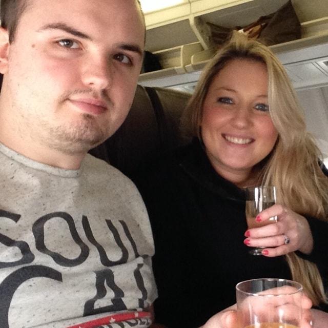 Paul & Heather From Liverpool, United Kingdom