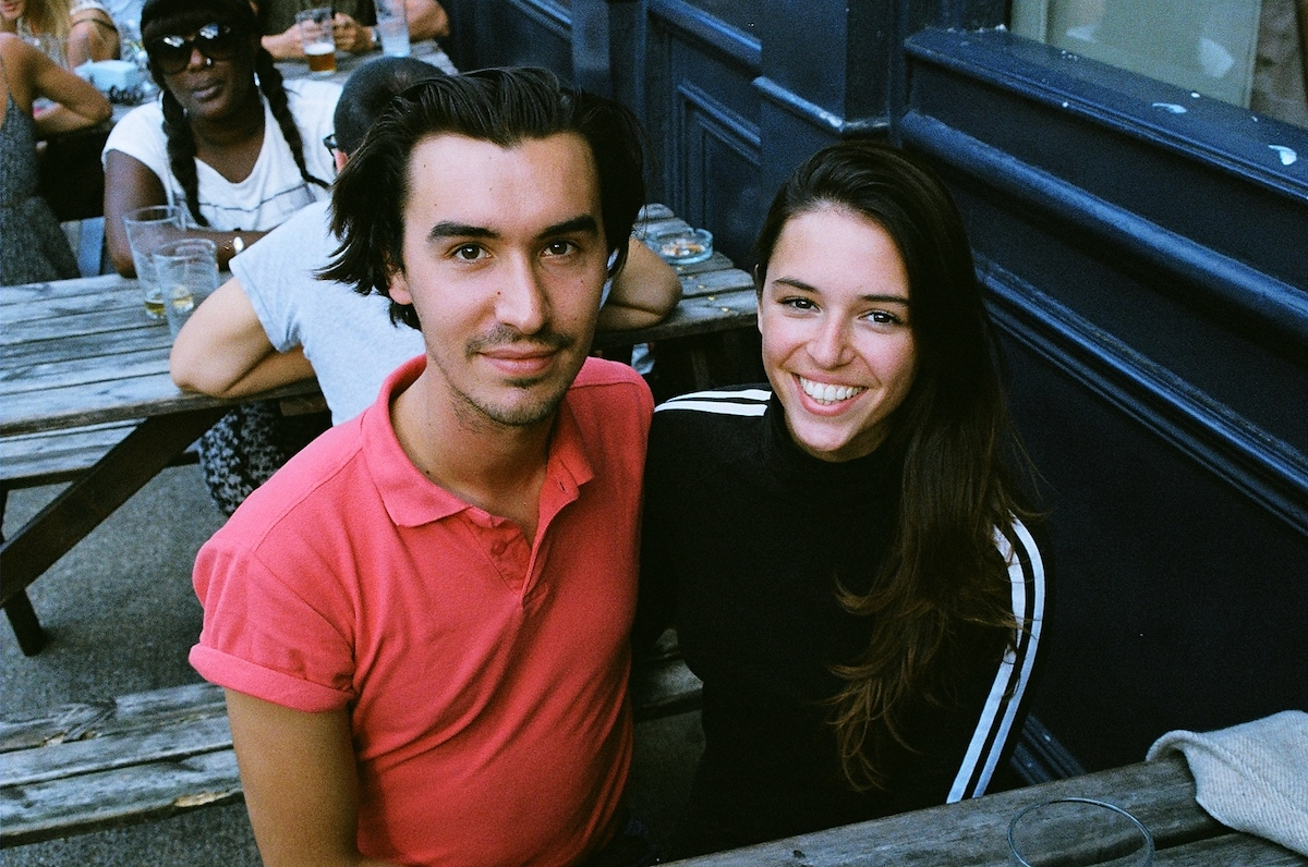 Nick & Kyra from London