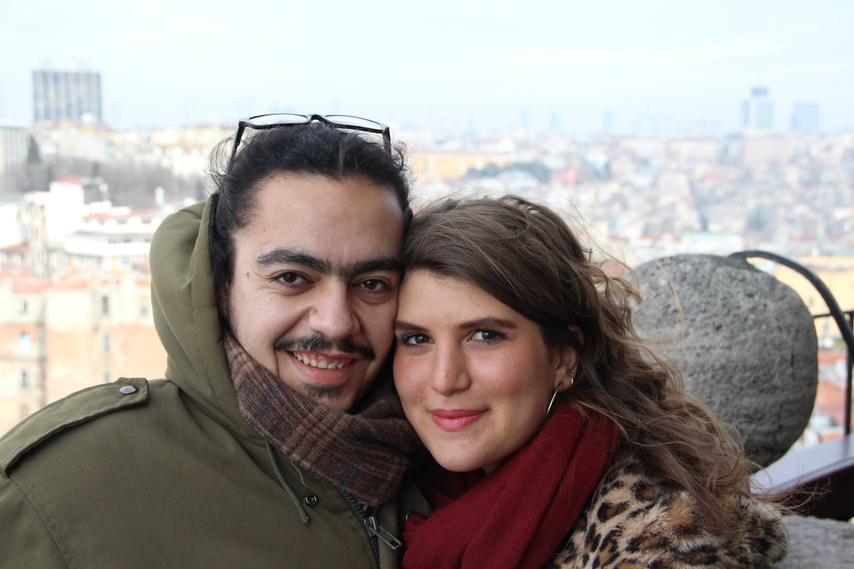 Livia & Hussein from Beirut