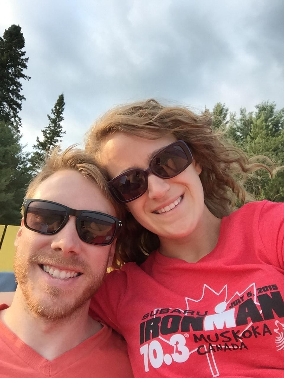 Holly & Brad from Toronto
