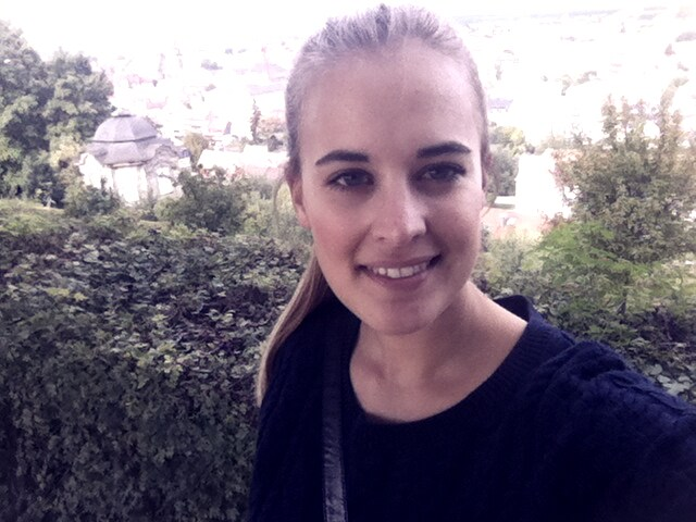 Saskia from Bamberg