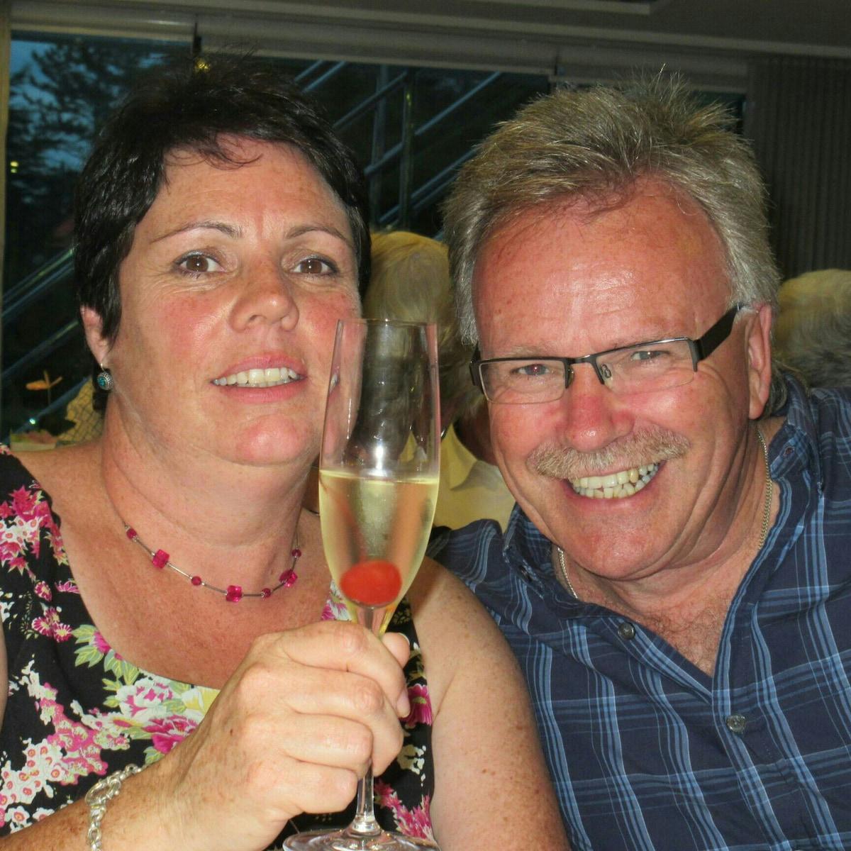 Mayzie And Phil From Maketu, New Zealand