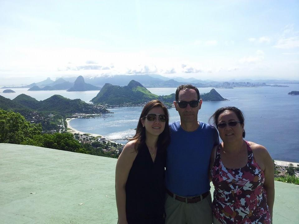 Wunibaldo & Rachel From Campinas, Brazil