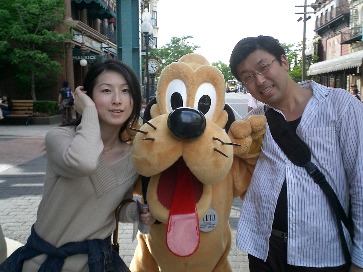 Yasu from Minato-ku