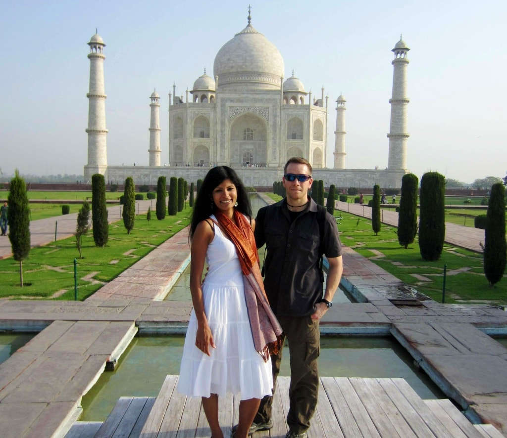 Marco And Smita from Houston