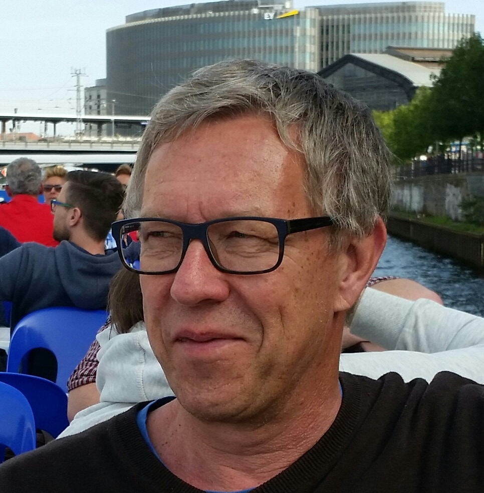 Reinhard from Hamburg Winterhude