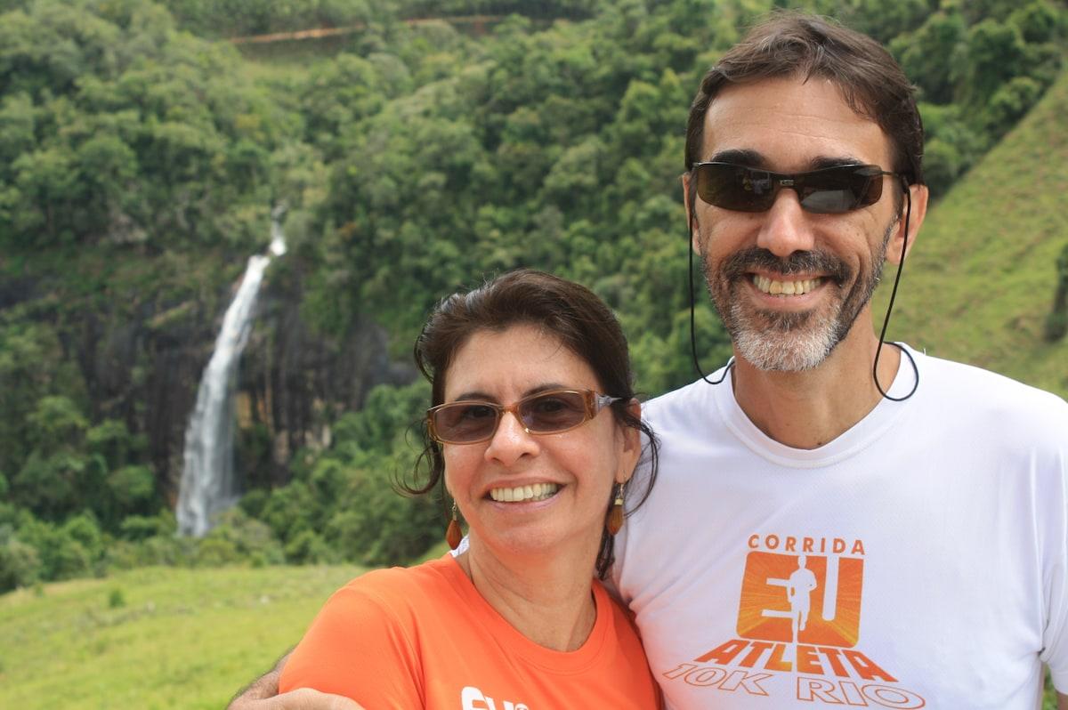 Adoramos ecoturismo, montanha, cachoeira, off road