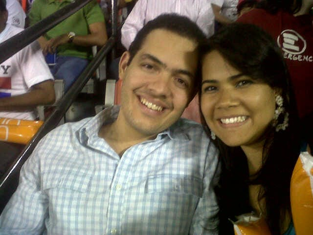 Francisco And Gisselle from Santo Domingo