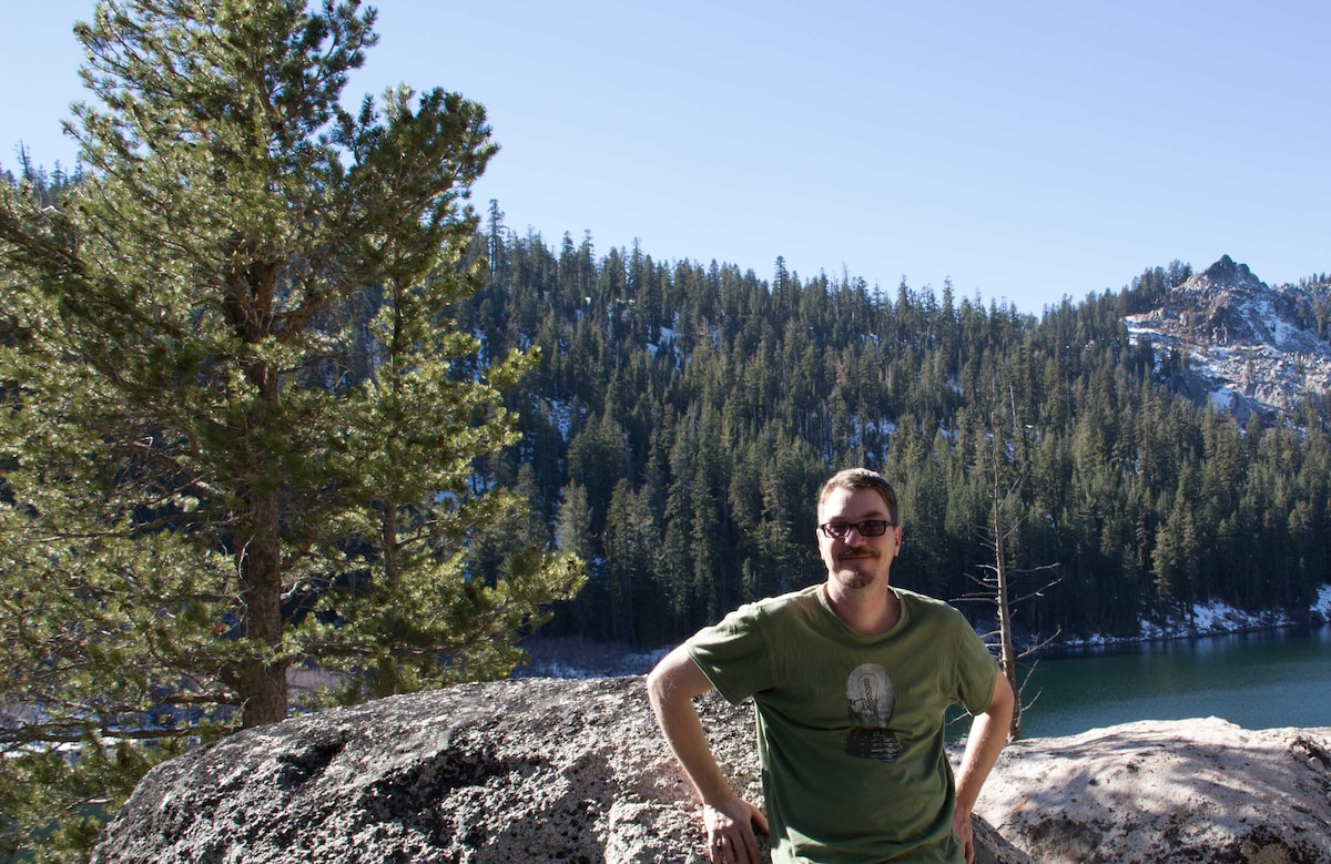 Geoff from South Lake Tahoe