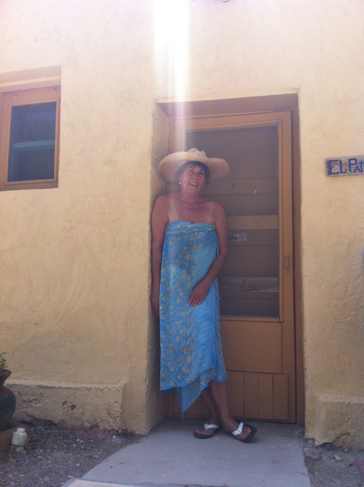 Lori from Terlingua