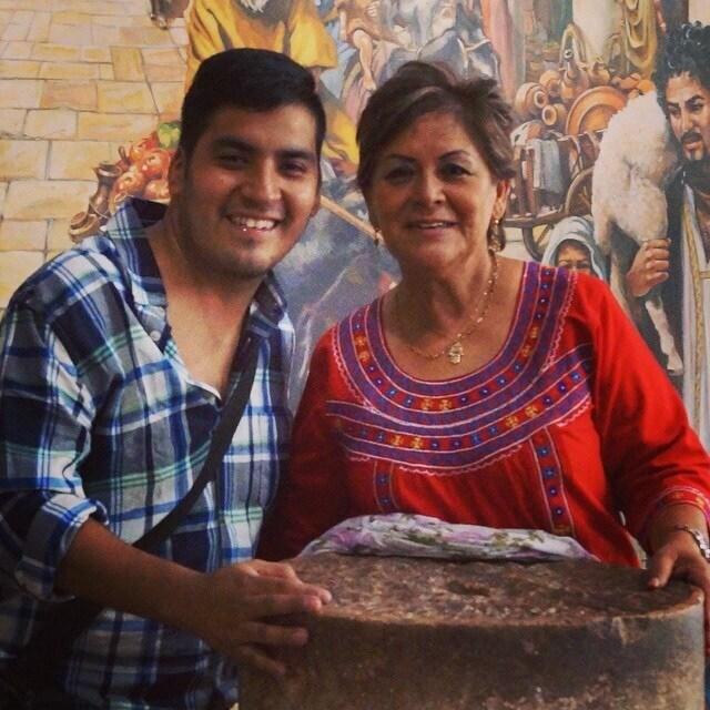 Conchita from Oaxaca