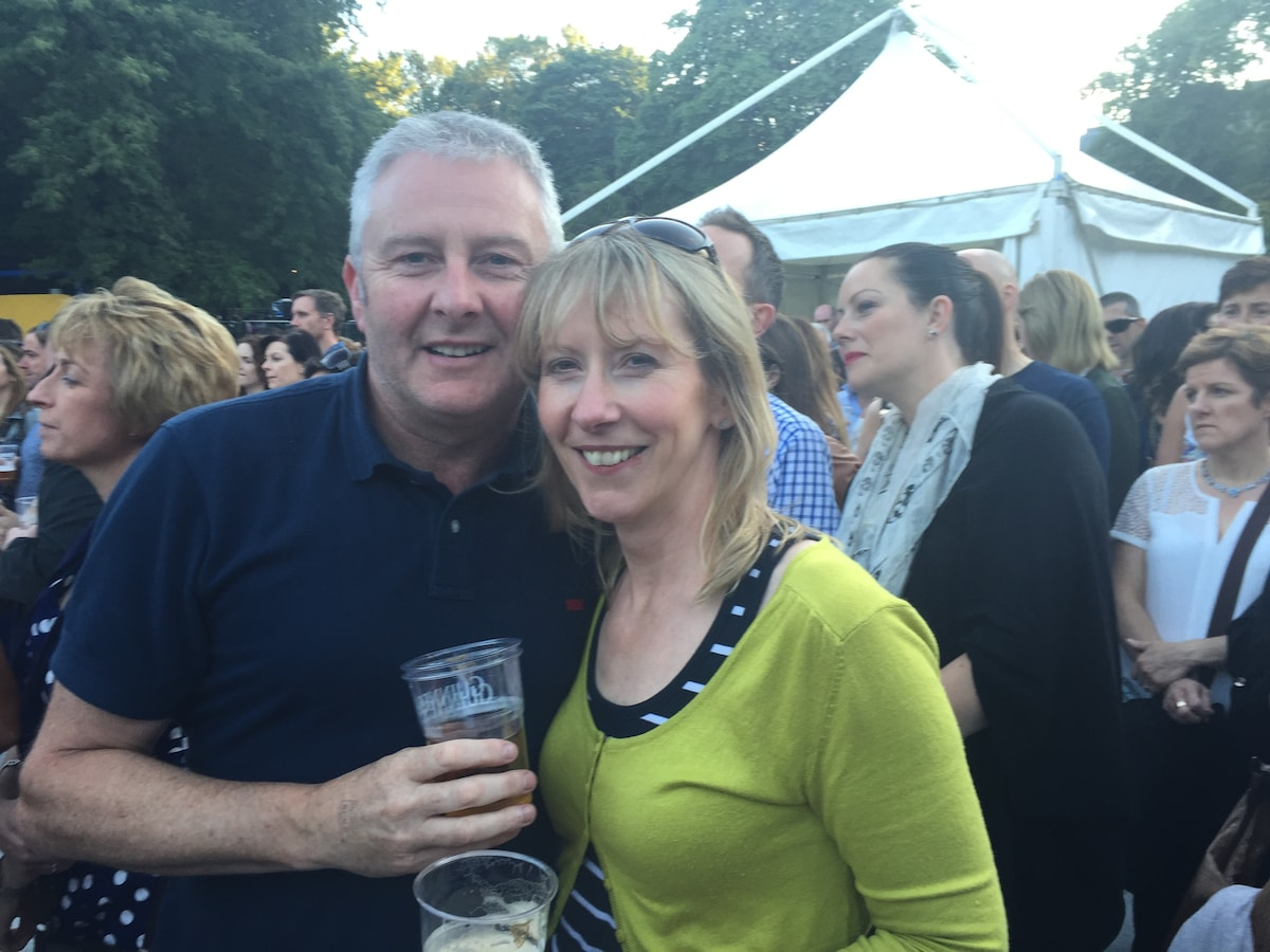 Tom & Joan from Ardfield