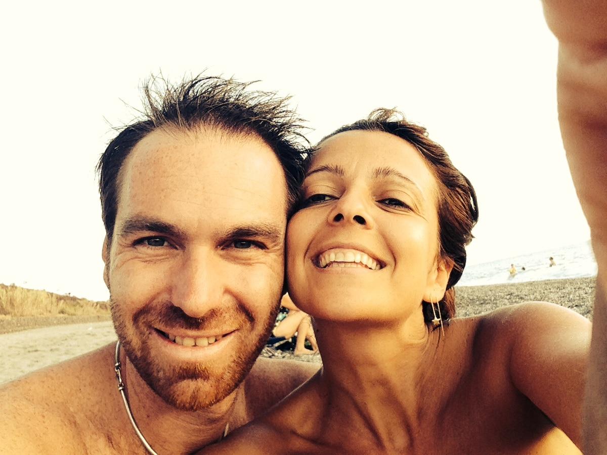Vanessa & Riccardo from Roma