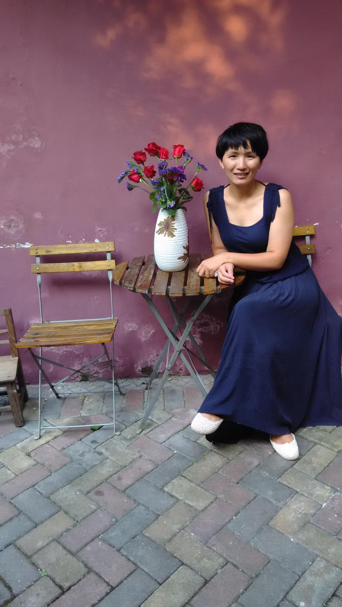 Helen from Guilin