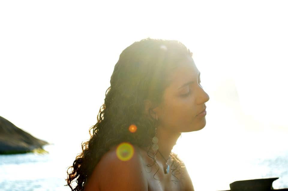 Mayná from Rio de Janeiro