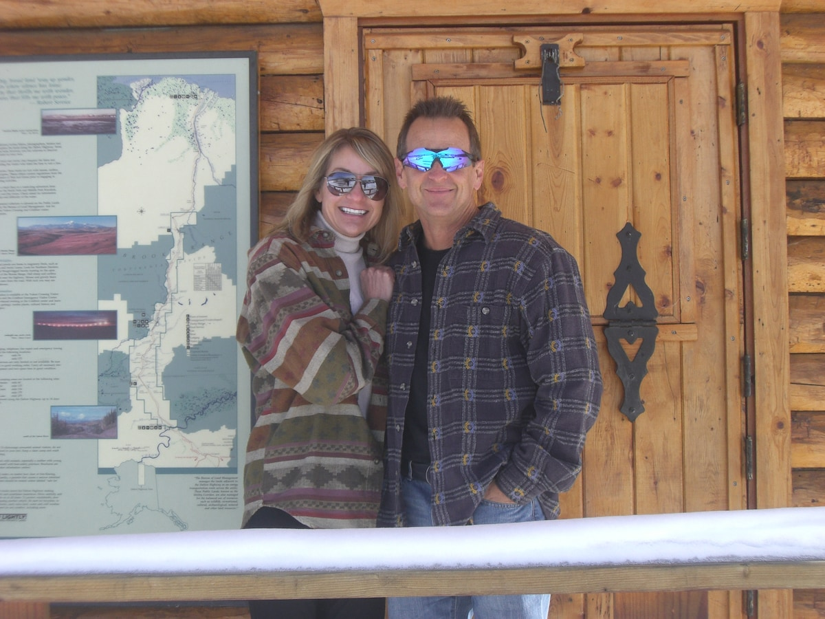 Chuck  And Marcia from Fort Collins