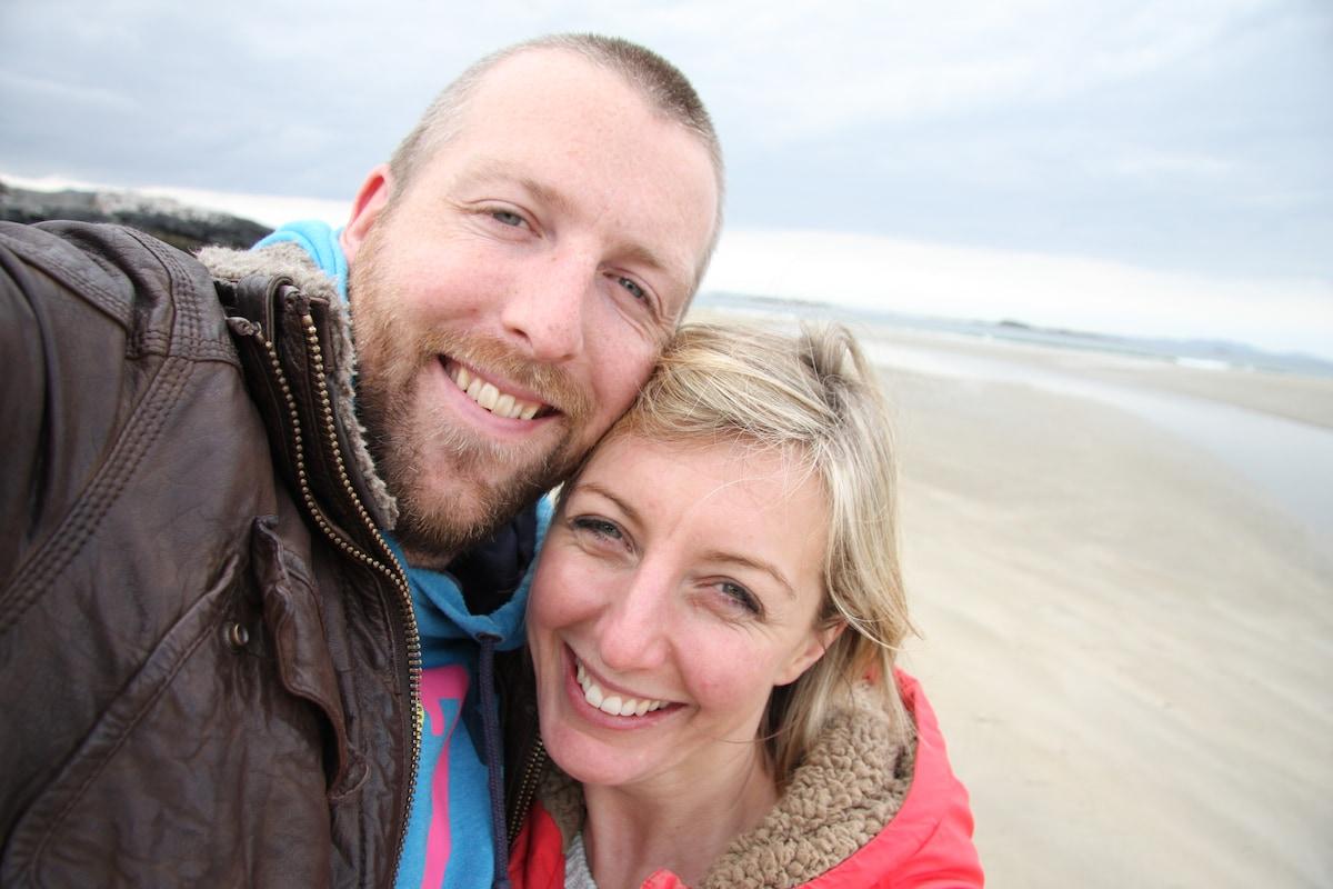 John And Diana From Dublin, Ireland