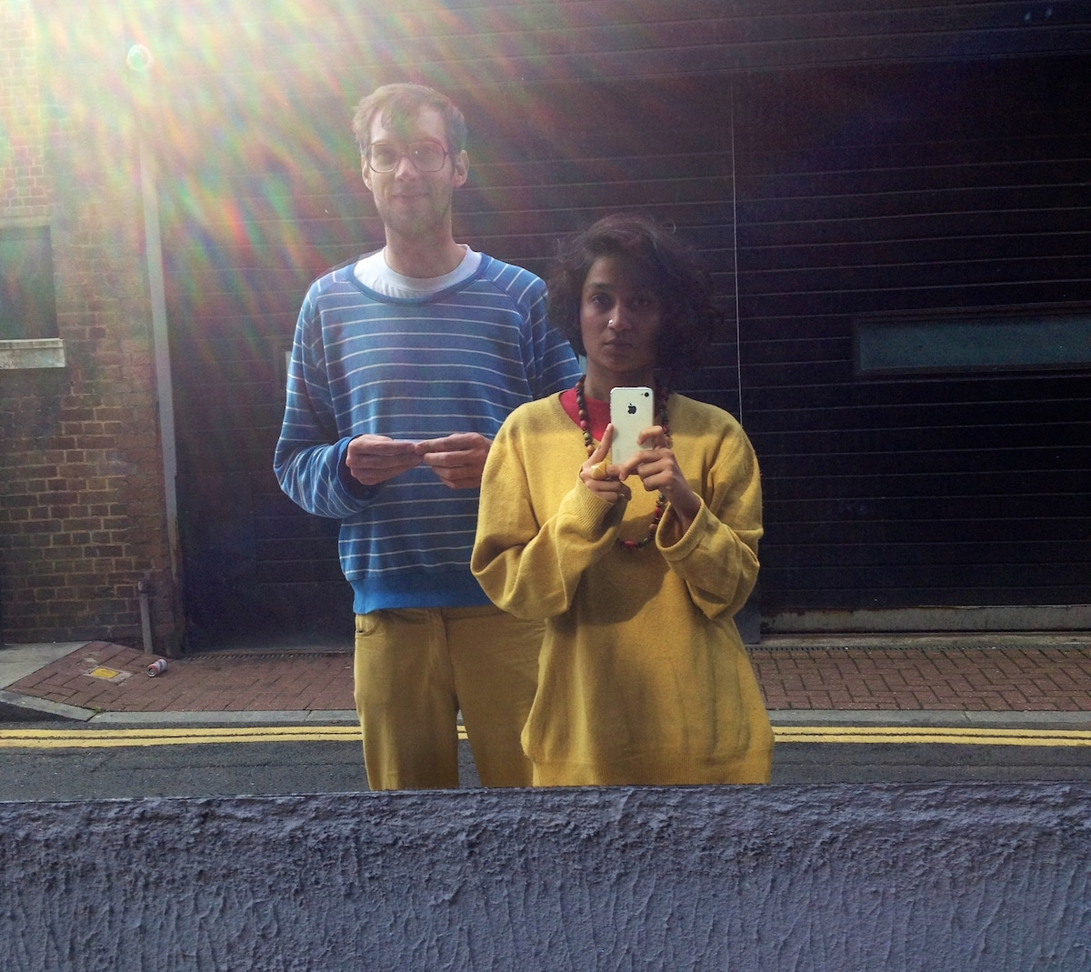 Himali & David from London