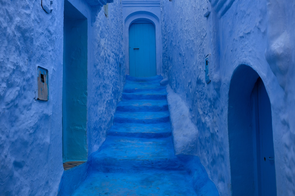 N. from Chefchaouen
