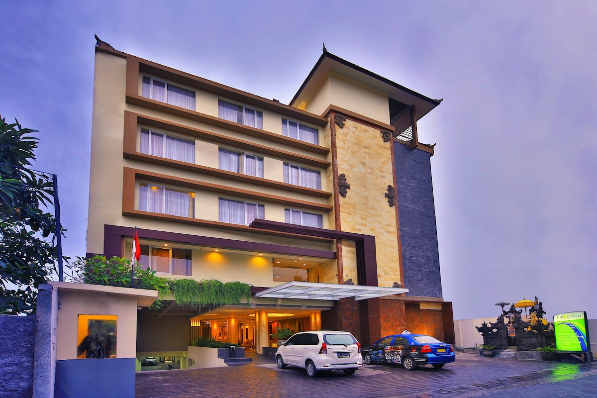 Cipaganti Legian Hotel