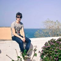 Davide From Bari, Italy