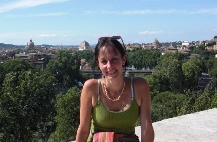 Iris From Vernazza, Italy