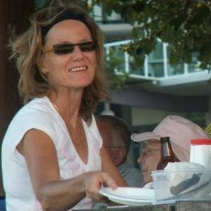 Kathleen from Maroochydore