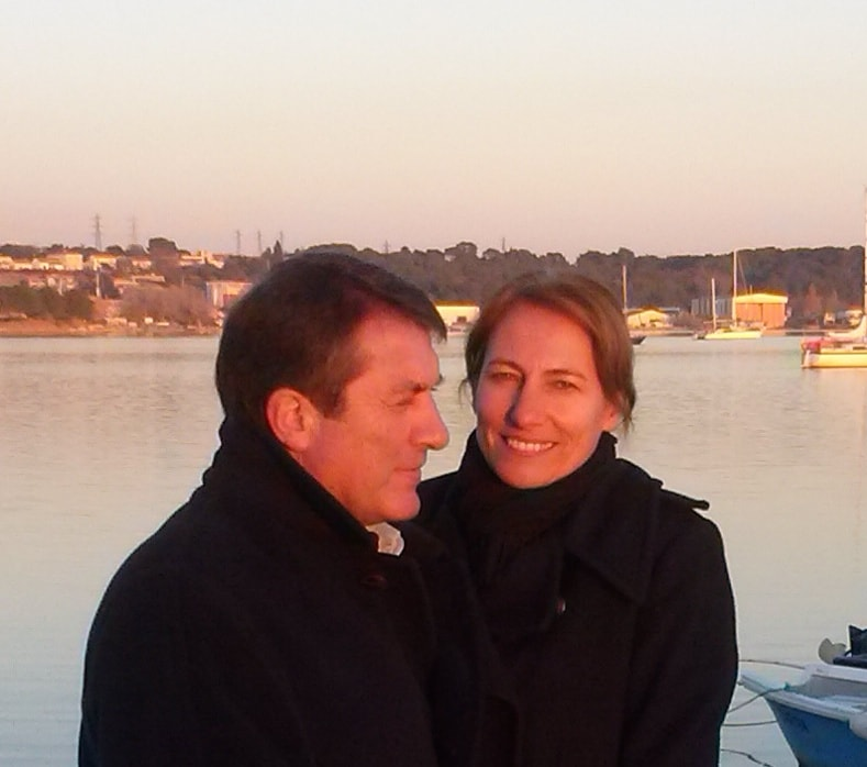 Franck Et Marie-Suzanne From Saint-Chinian, France