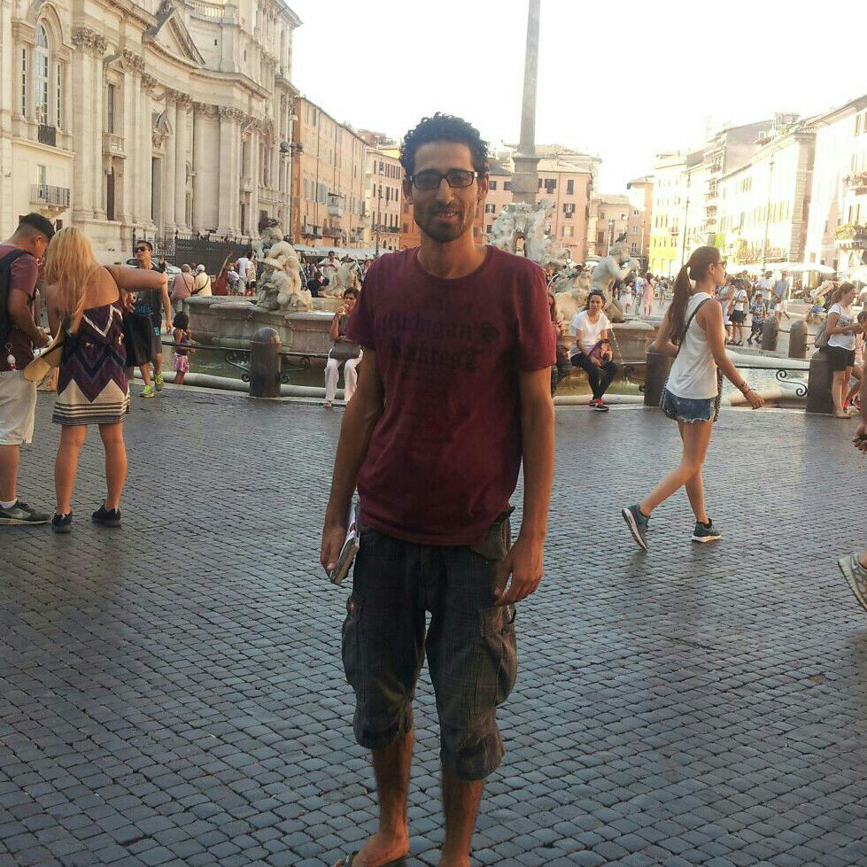 Hello Every one ! Im Issam  29 years old. i have E