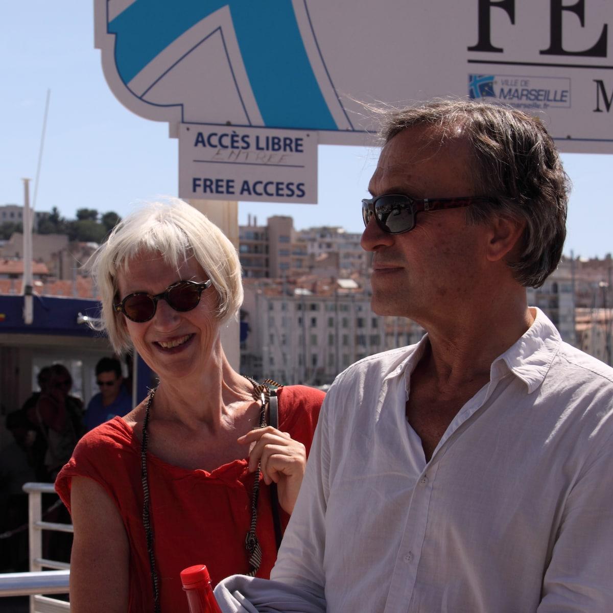 Torsten + Regine from Arles