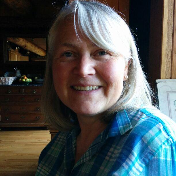Margitta from Salt Spring Island
