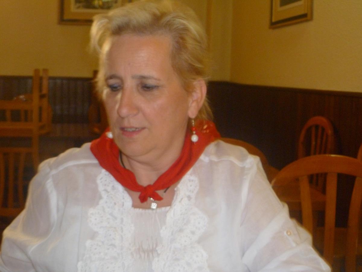 María Asun from Pamplona