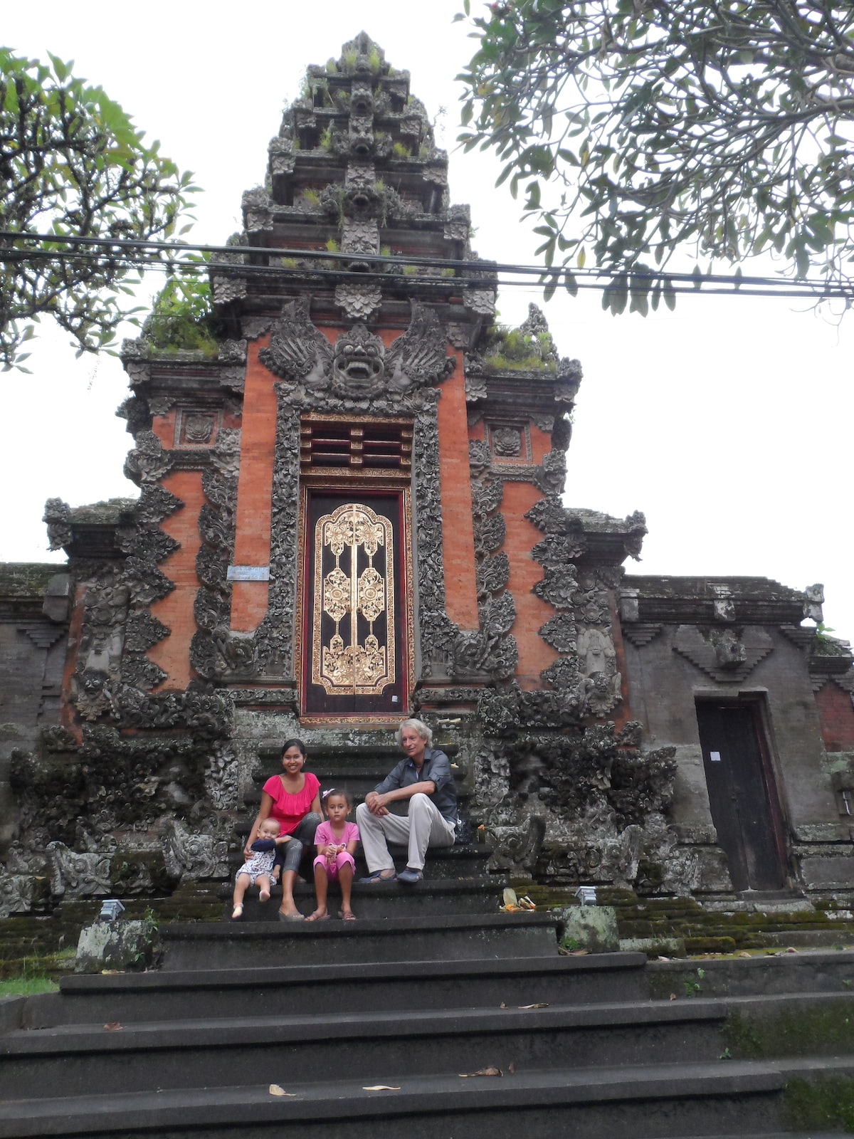 My name is Sri I am a Balinese woman born in Ubud