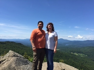 Kristyna And David From Vermont, United States