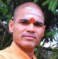 Swami Samarpanananda from Rishikesh