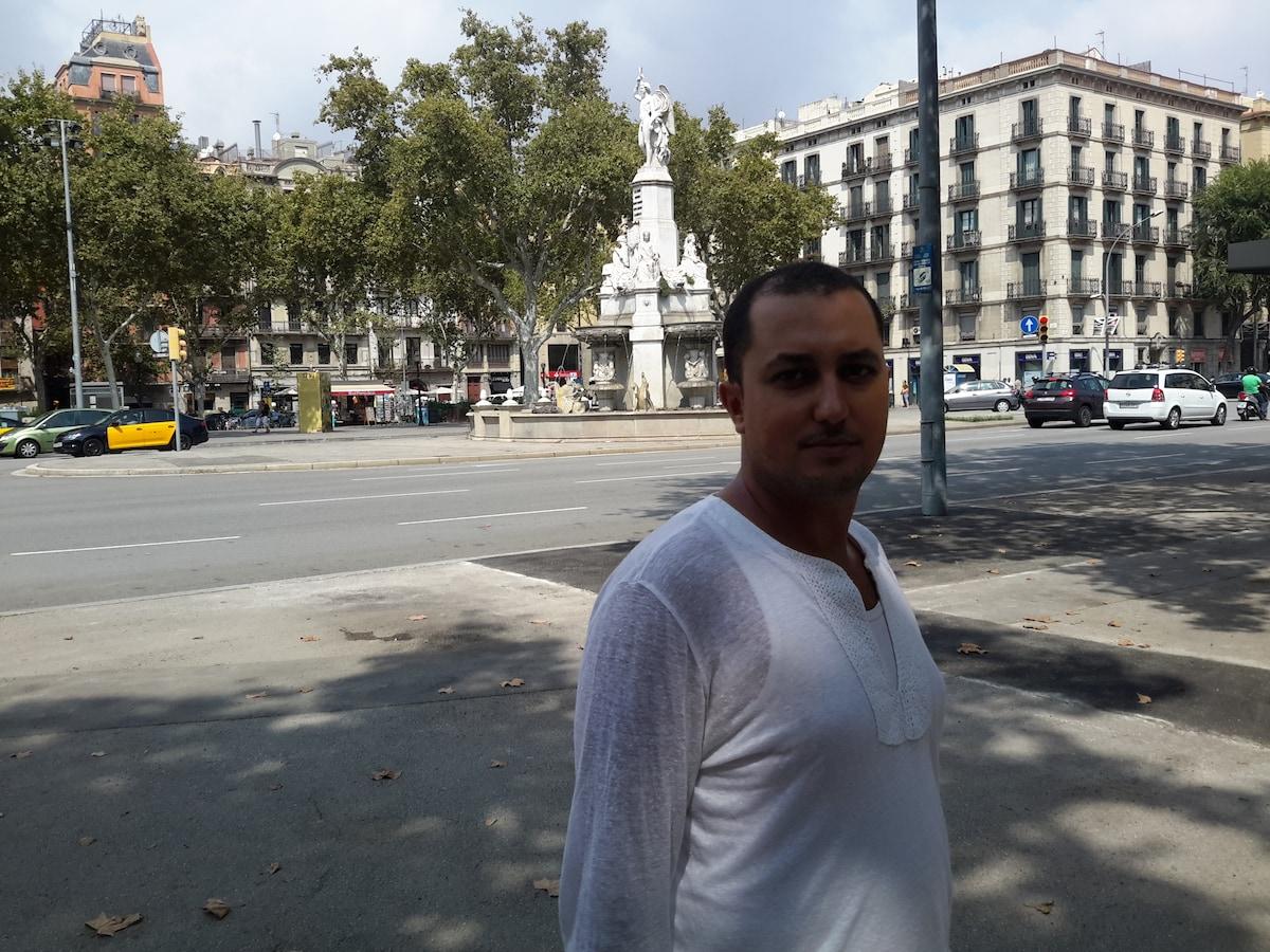 Zouhair from Témara