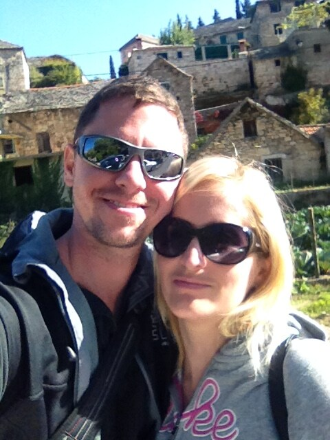 Erika & Robert from Budapest