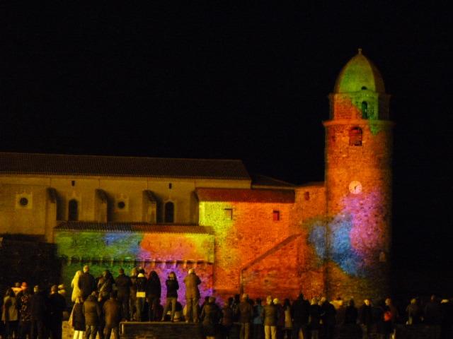 Régine Et Romuald From Collioure, France