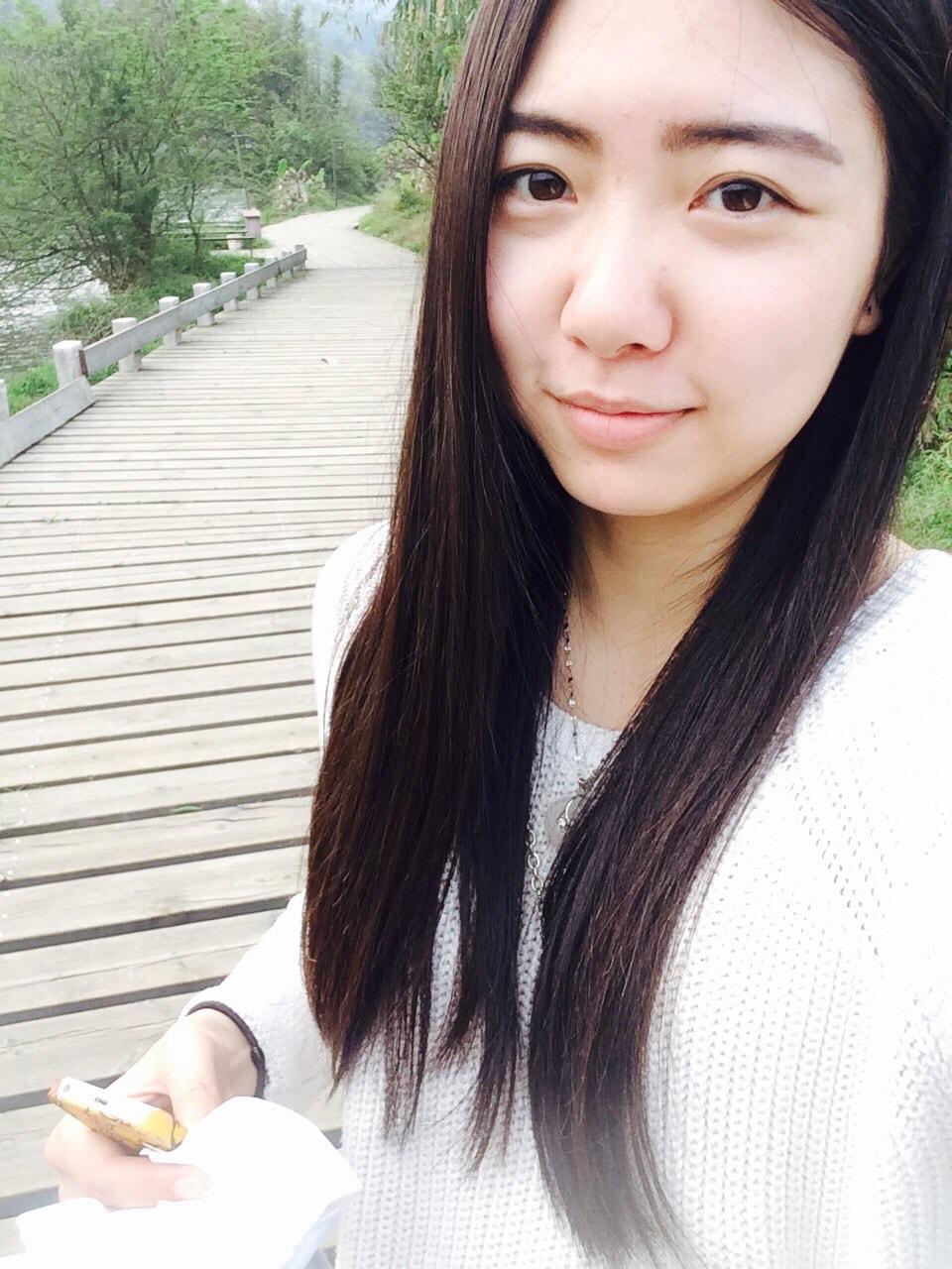 洁霏 from Shaoguan