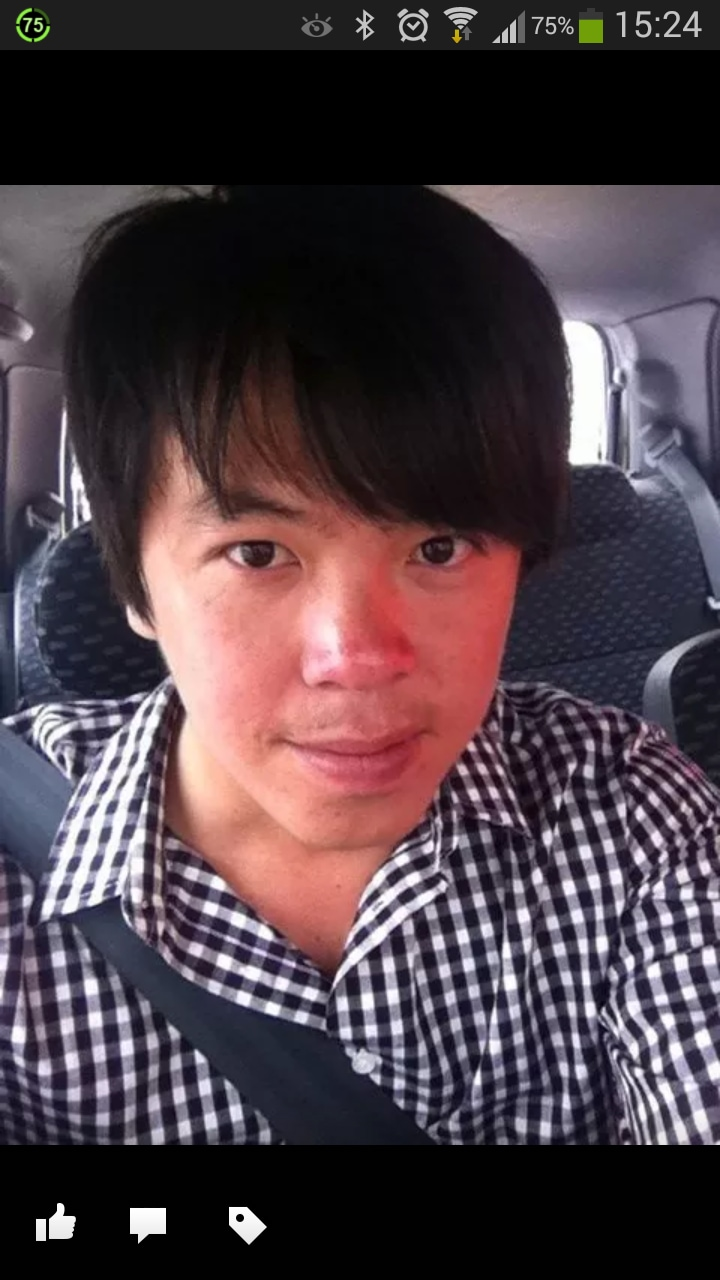 Ong From George Town, Malaysia