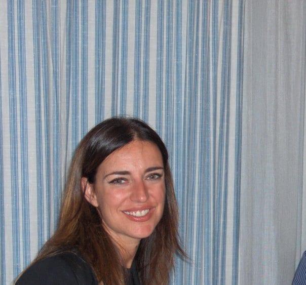 Sarah from Rome