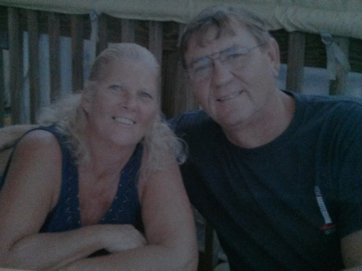 Maureen & Hans from Cocoa Beach