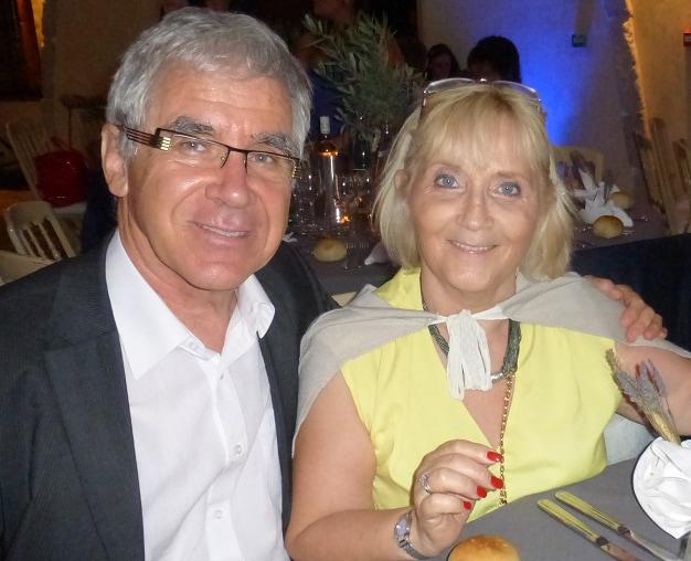 Robert & Marie