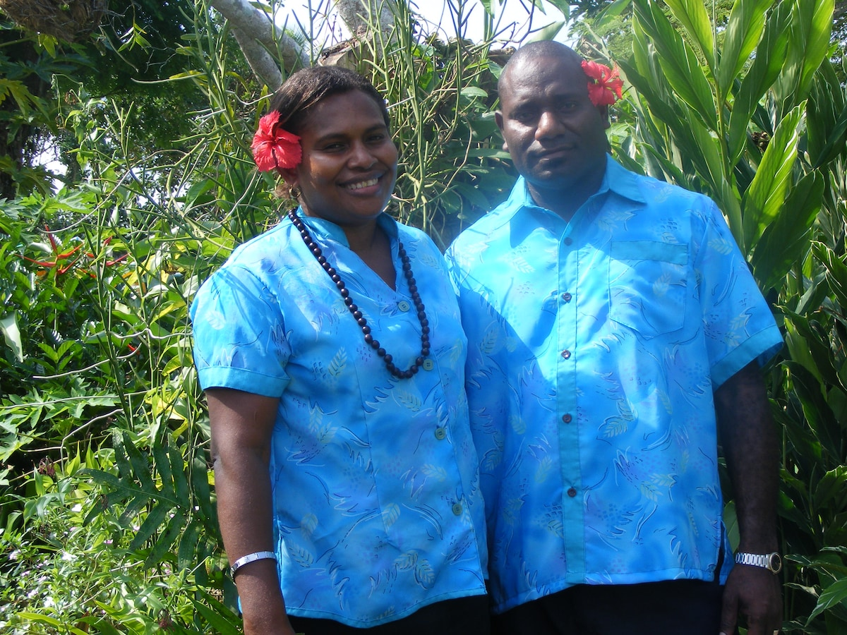 Honore from Port Vila