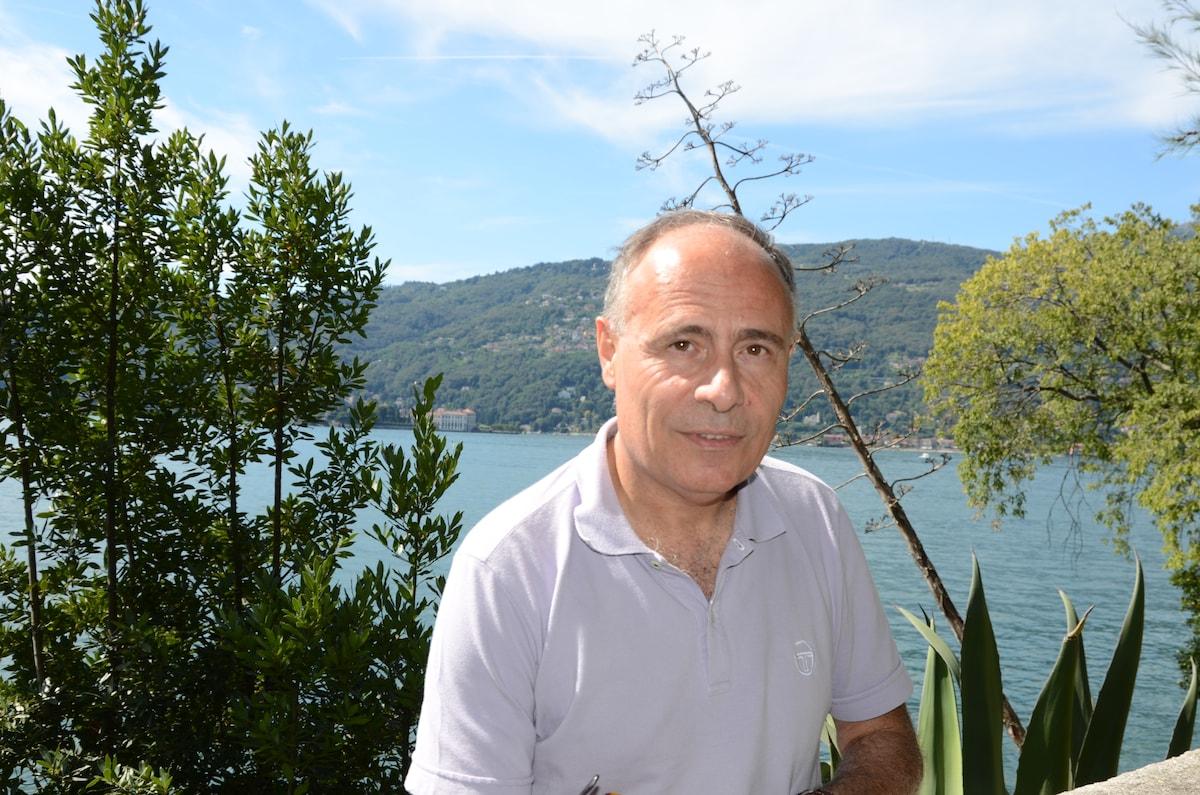 Claudio From Albano Laziale, Italy