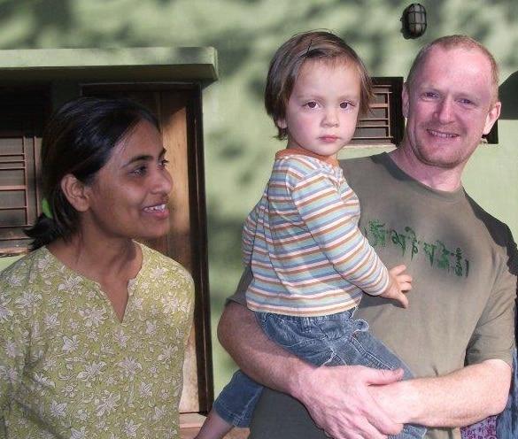 Steve From Haridwar, India