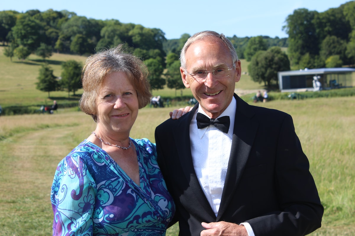 Hugh And Sue from London