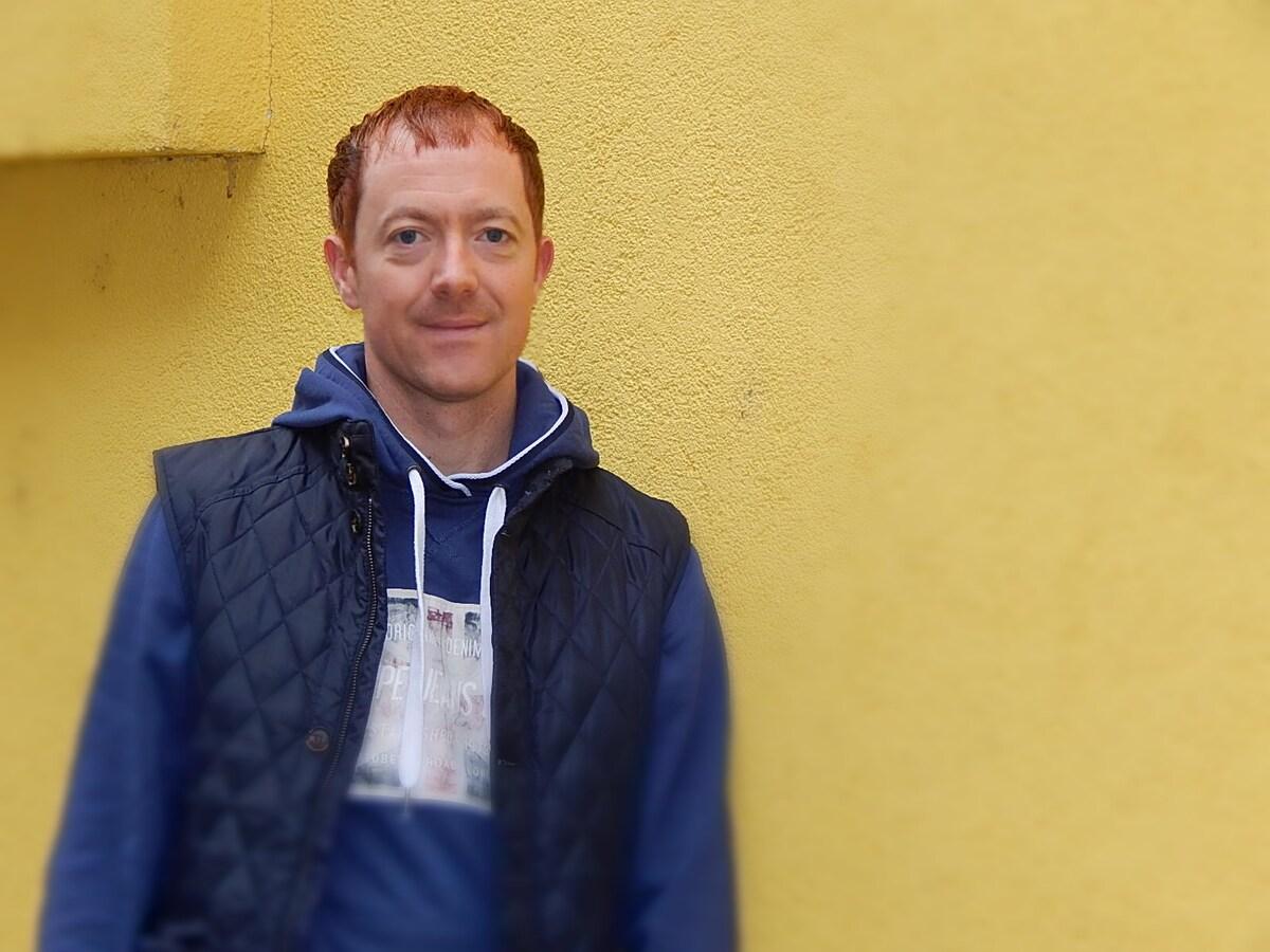 David aus Frankfurt, Deutschland