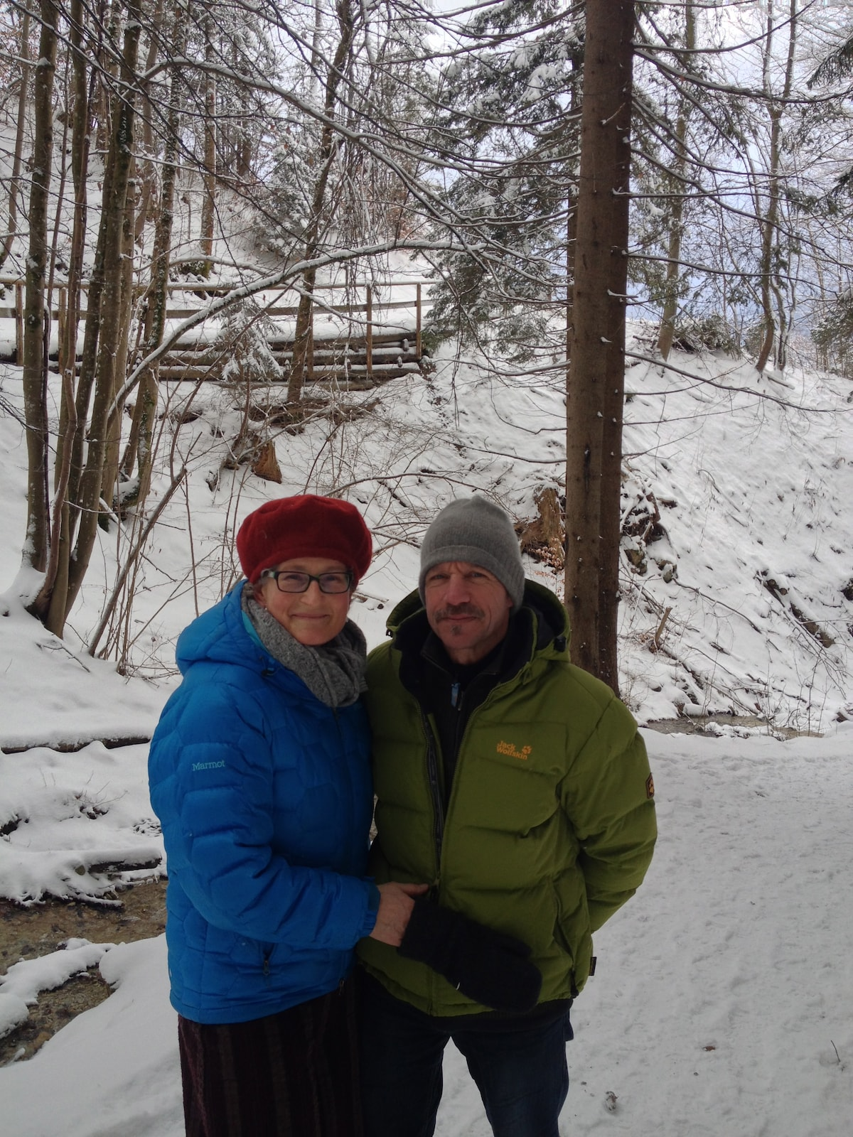 Petra Und Gottfried From Germany